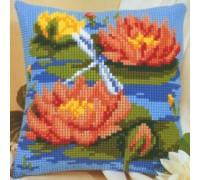 Lily Pads Chunky Cross Stitch - 1200/704