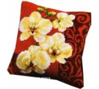 Orchids Chunky Cross Stitch - 1200/992