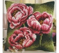Oriental Poppies Chunky Cross Stitch - 1200\978