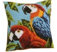 Parrots Chunky Cross Stitch - 1200\984