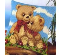 Teddy Bears Chunky Cross Stitch - 1200/508