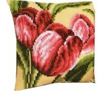 Tulips Chunky Cross Stitch - 1200\983