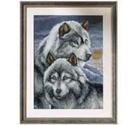 Wolves Tapestry Kit - 6031