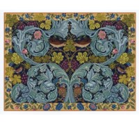 Acanthus and Vine Tapestry Rug