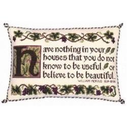 William Morris Tapestry Samplers