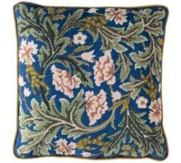 William Morris Acanthus Cushion