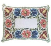 William Morris Flower Border Tapestry