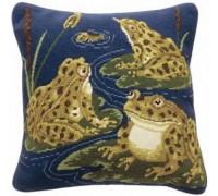 William de Morgan Frogs Tapestry