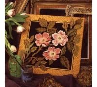 Jackfield Rose Tapestry