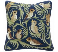 William de Morgan Little Birds Tapestry