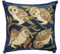 William de Morgan Owls Tapestry