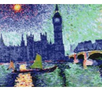 Big Ben by Derain - Chart or Kit