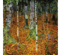 Birch Trees - Chart or Kit