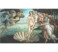 Birth of Venus Fine Arts Chart or Kit