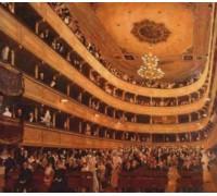 Burgtheater Auditorium, Vienna - Chart or Kit