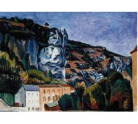 Cliffs by Derain - Chart or Kit