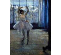 Dancer in the Studio - Chart or Kit
