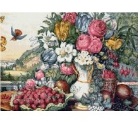 Fruits and Flowers - Chart or Kit