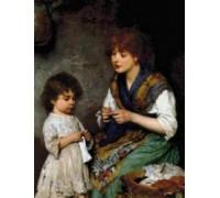 Knitting Lesson - EDB-06