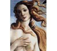La Naissance de Venus II - Chart or Kit