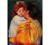 Maternal Kiss - Chart or Kit