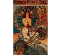 Monaco - Monte Carlo 1897 - Chart or Kit
