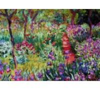 Monet's Garden - Chart or Kit