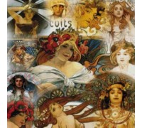 Mucha Collage - Chart or Kit