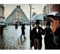 Paris, Rainy Day - Chart or Kit