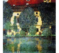 Schloss Kammer on the Attersee - Chart or Kit