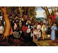 St John the Baptist Preaching - Chart or Kit