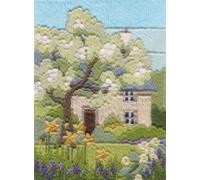 Spring Garden Long Stitch - MLS17