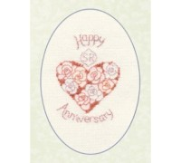 Wedding Day or Anniversary Card - CDG13