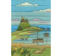 Coastal Spring Long Stitch Kit - MLS5