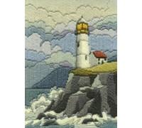 Coastal Winter Long Stitch Kit - MLS8