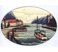 Leaving Port Long Stitch Kit - SD09