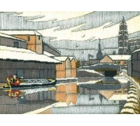 Old Wigan Pier Long Stitch Kit - SD06