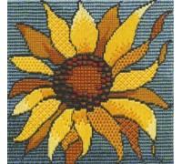 Sunflower Canvas Work Kit - CVS02