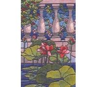 Water Lilies Long Stitch Kit - SGW01