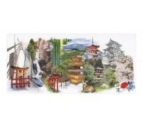 Japan by Thea Gouverneur- White Aida