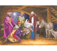 Nativity by John Clayton