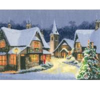 Christmas Village by John Clayton