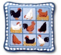 Blue Hens Tapestry - CBH
