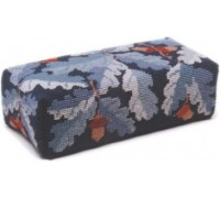 Blue Acorns Tapestry Doorstop - DSBA