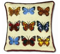 Butterfly Collection Tapestry - CBC