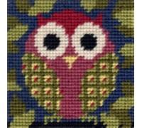 Mini Owl Tapestry - MO