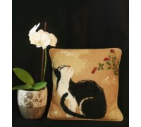 Oriental Cat Tapestry