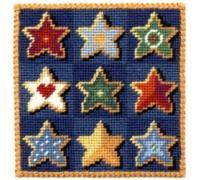 Stars Tapestry Pincushion - PCS