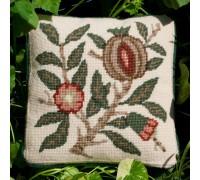 William Morris Fruits - Pomegranate