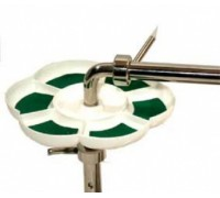 Lowery Green Baize Inserts for Daisy Dish